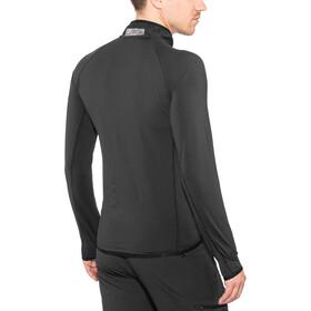 Yeti Mallow Full Windshield Jacket Herre black/gull grey